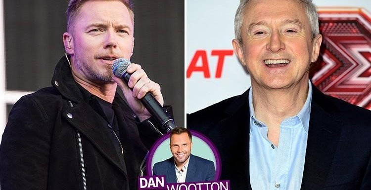 Boyzone have cut all ties with 'unpredictable' former manager Louis Walsh
