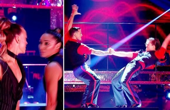 Strictly fans go wild for spectacular opener and praise BBC bosses for featuring show's first ever same sex dance