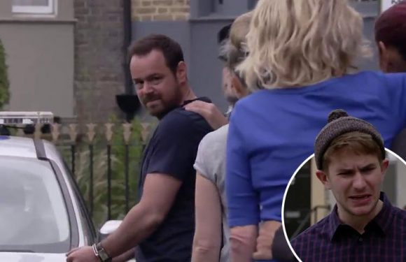 EastEnders viewers convinced Stuart Highway slipped up and revealed he shot HIMSELF in last night's episode