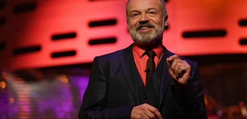 Graham Norton reveals he has quit Tinder because he doesn't want to meet 'broken people'