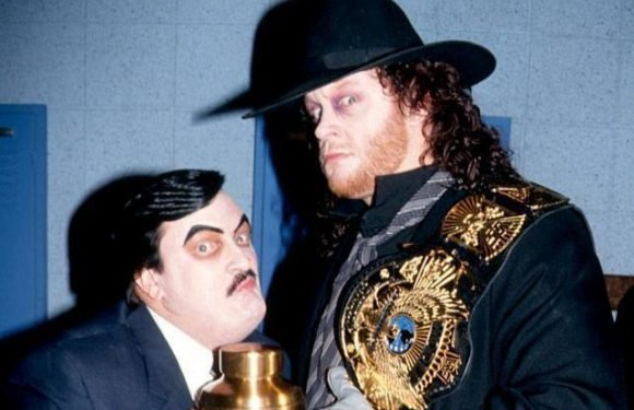 WWE news: The Undertaker has a secret fear… The Deadman, who fights Triple H at Super Show-Down, is terrified of CUCUMBERS