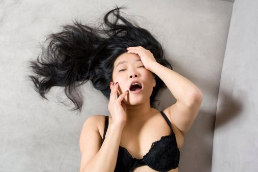 A third of women enjoy female ejaculation…but sexpert warns it's likely just PEE