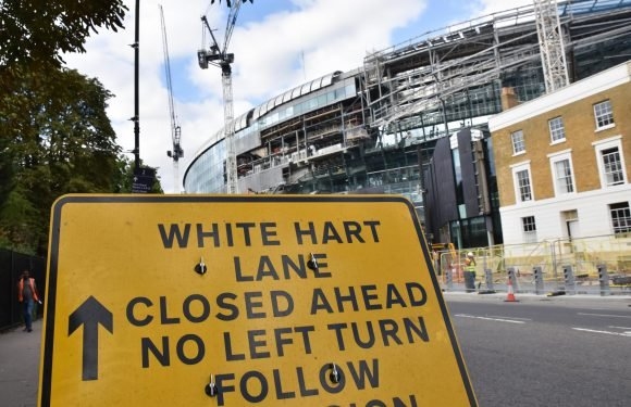 Workers at Tottenham's new stadium 'drank booze and snorted cocaine' claims industry report