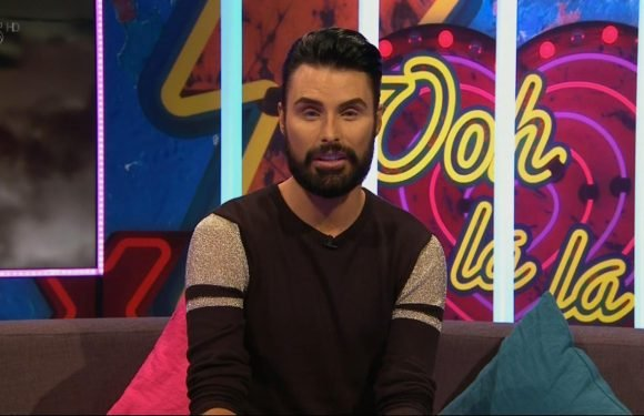 Rylan Clark-Neal BEGS Celebrity Big Brother bosses to play housemates clip of Ryan Thomas 'punching' Roxanne Pallett