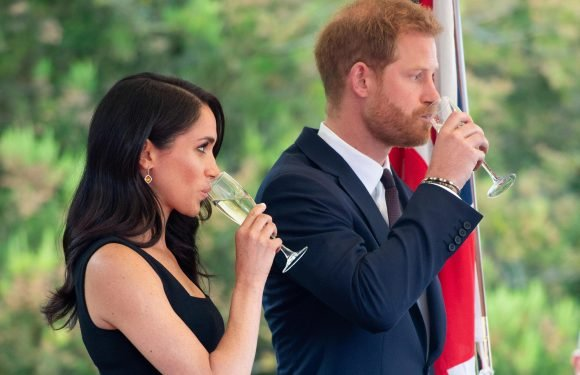These are the strict rules that Meghan Markle has to follow before she can go to the loo during dinner
