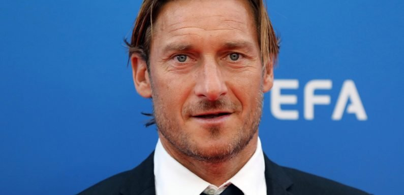 Francesco Totti offered way out of retirement by semi-pro Aussie side