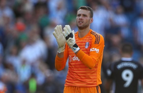 England call Fulham goalkeeper Marcus Bettinelli into the squad after Raheem Sterling withdrawal