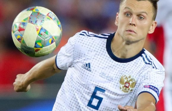 Russian World Cup hero Denis Cheryshev cleared of doping offence… just one day after the investigation was revealed