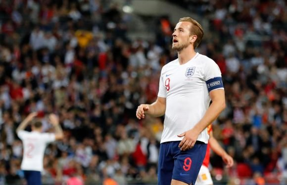 Expectation on jaded England captain Harry Kane suddenly looks to be a burden after performance against Spain in Uefa Nations League defeat