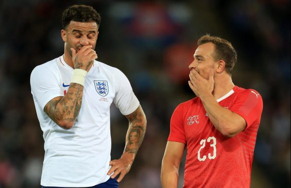 England are serious contenders for Euro 2020, insists Liverpool and Switzerland star Xherdan Shaqiri