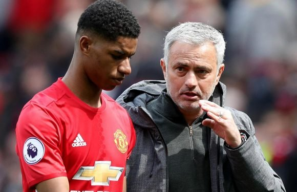 Jose Mourinho hit out at Manchester United star Marcus Rashford over his attitude after Young Boys clash