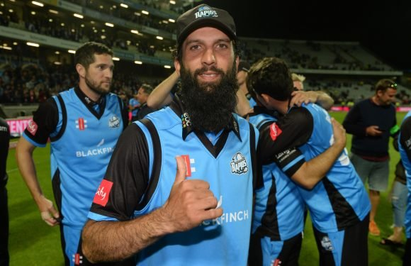 England star Moeen Ali talked enraged team-mates out of reporting Australian player who allegedly called him Osama during 2015 Ashes