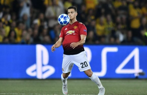 Jose Mourinho shows Manchester United's future is bright after full-back Diogo Dalot dazzles on debut
