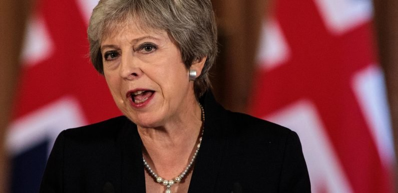 Theresa May rules out snap election before Brexit as it would not be 'in the national interest'