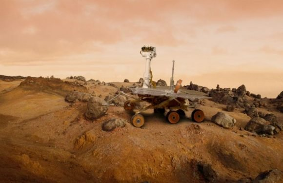 Send A Postcard To The Opportunity Rover In A New Support Campaign For NASA's Veteran Robot