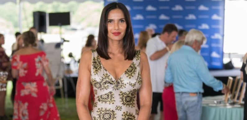 Padma Lakshmi Blasts Senator Chuck Grassley For 'Making A Mockery' Of Kavanaugh Accuser