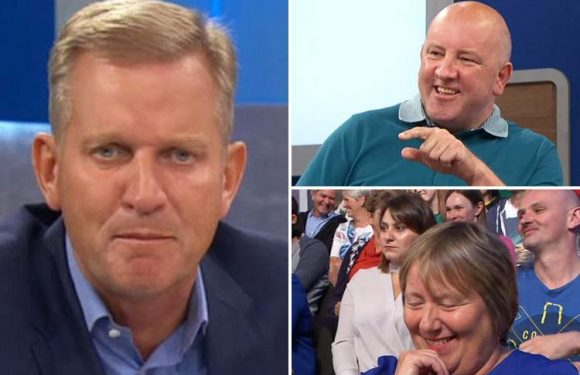 Jeremy Kyle Show viewers in hysterics as guest claims he buys sexy pictures from other women behind wife's back to deal with 'pressure of bingo caller job''