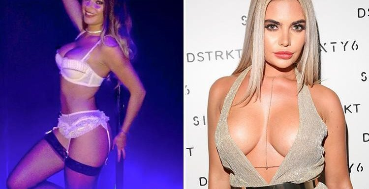 Love Island's Megan Barton Hanson reveals cast told her to stop having sex on TV and says she was s**t shamed aged 16