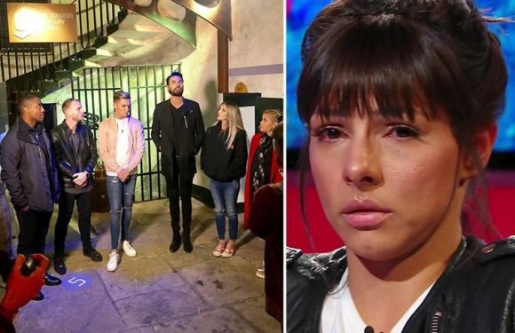 Roxanne Pallett WILL return to TV when she appears on Celebrity Ghost Hunt and The Island this week