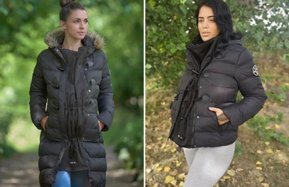 Mums-to-be will love this clever £65 pregnancy parka that GROWS with your bump