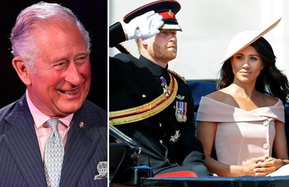 Prince Charles thinks Meghan Markle is 'the best thing to have happened' to Prince Harry