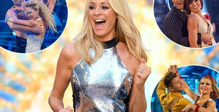 Tess Daly says Strictly romances are 'inevitable' and celebs can 'easily' fall victims to the show's famous curse