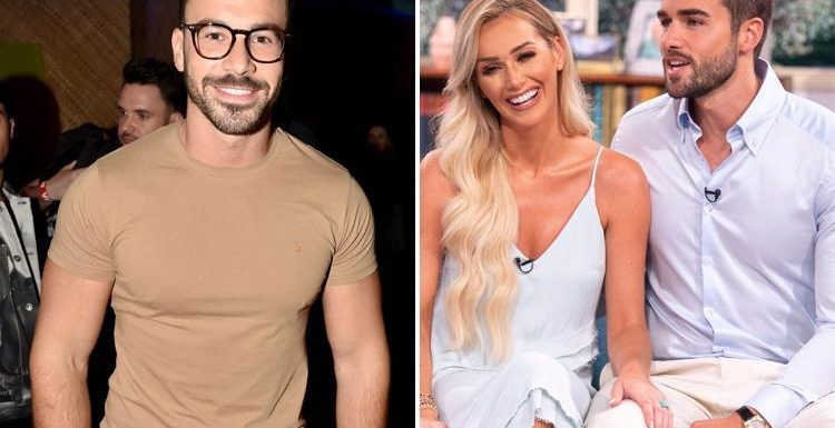 Love Island's Alex Miller reveals he's taking newly single Laura Anderson out for a drink after she split with Paul Knops