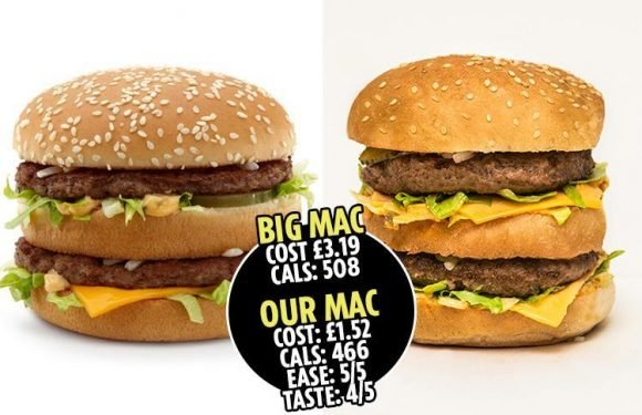 How to create your own Big Mac at home for less and other McDonald's hacks to keep the family entertained