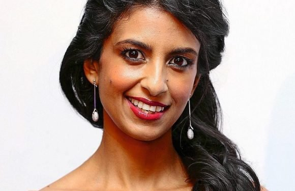 TV presenter Konnie Huq talks keeping healthy at home and plans for her latest book