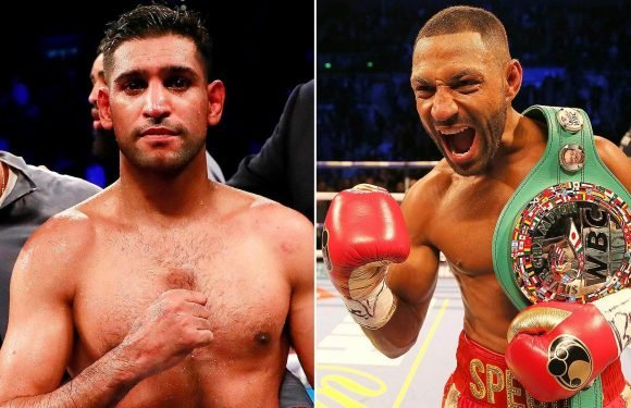 Amir Khan puts Kell Brook December fight on ice and insists domestic battle must be summer ball