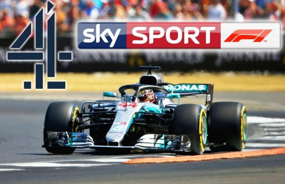Formula One: British Grand Prix to be shown live on Channel 4 in broadcasting deal with Sky