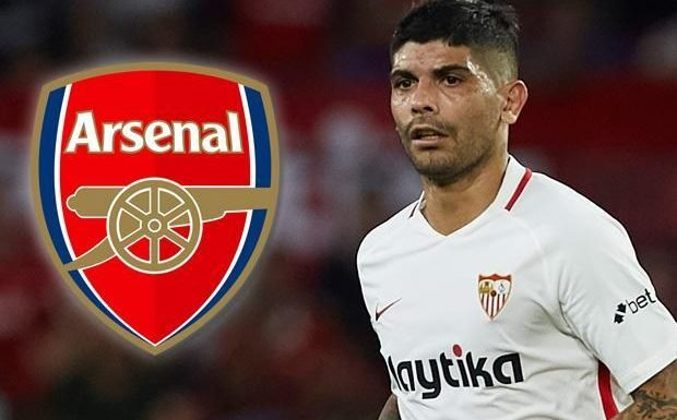 Arsenal's new bosses make Ever Banega their first priority as Unai Emery chases Sevilla ace