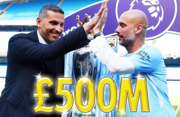 Man City announce record £500m revenue in 2017-18 annual report