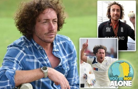 Former England bowler Ryan Sidebottom reveals the mental demons he's been battling since retiring last year