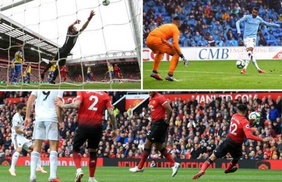 Premier League highlights: Wolves hold Manchester United while Liverpool, Tottenham and Manchester City all win