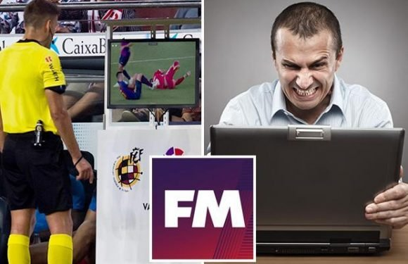 Football Manager 2019 will include VAR and goal-line technology as new features are announced