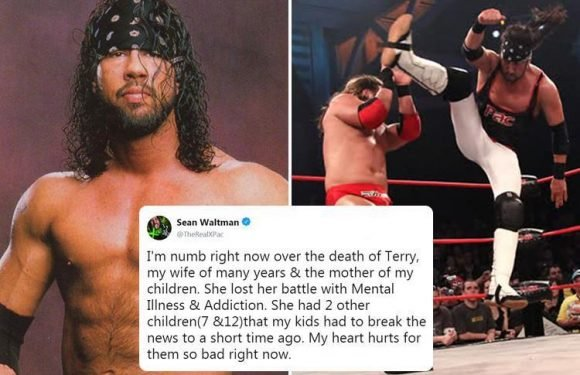 WWE legend Xpac left devastated after ex-wife and mum to his kids dies