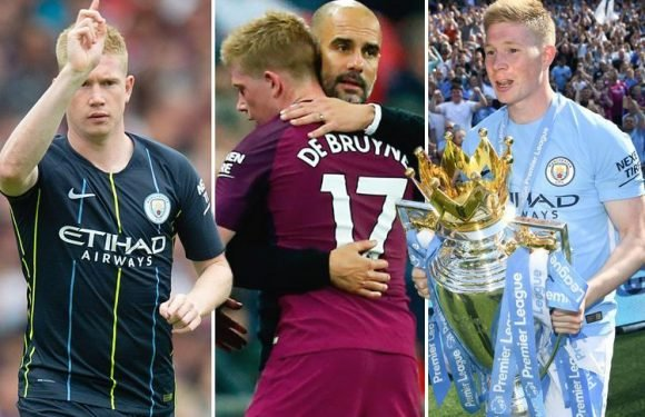 Kevin De Bruyne's Man City release clause revealed to be £223m by Pep Guardiola