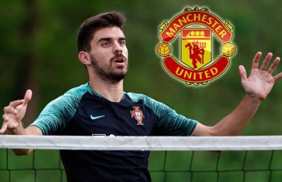 Manchester United join rivals Man City in £60m January race for Wolves star Ruben Neves