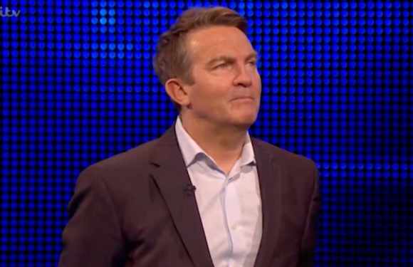 The Chase viewers in hysterics as chaser Mark Labbett winds up Bradley Walsh by bringing up 'Fanny Chmelar'