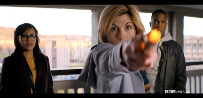 'Doctor Who': Watch Jodie Whittaker's 'Time Lord' in Season 11 Trailer
