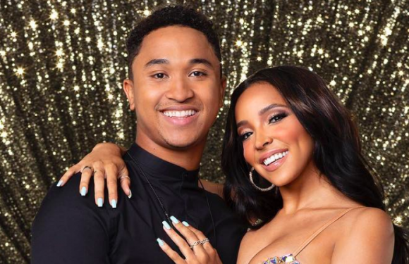 Who is Tinashe on Dancing with the Stars? Multi-talented artist has been entertaining since she was a child