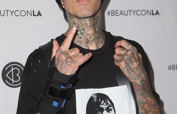 Travis Barker Sues Doctors, Says He Can't Play Drums Anymore!