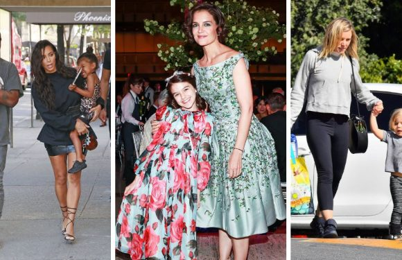 12 Celebs Who Splurge On Their Kids (And 12 Who Refuse)