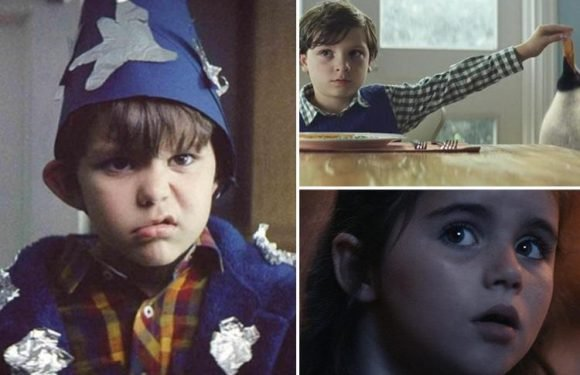 This is what the cute kids from John Lewis Christmas adverts look like now – and one's a Hollywood star