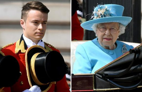 The Queen's first openly gay footman steps down from post after being demoted for 'courting publicity'