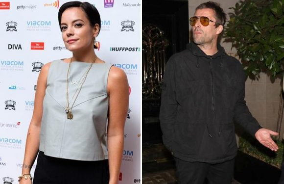 Lily Allen admits she DID have sex with then-married Liam Gallagher on Japan flight in 2009