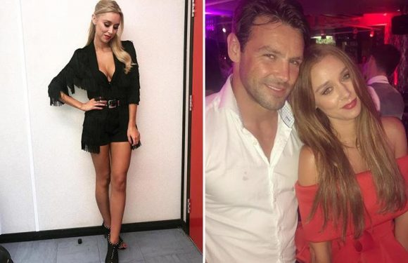 Una Healy breaks silence on split from Ben Foden and says life 'has been turned upside down'