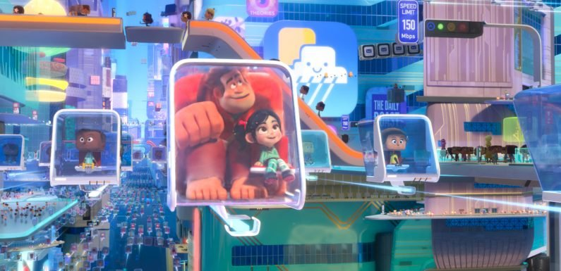 'Ralph Breaks the Internet' Preview: From Online Trolling to Disney Princesses
