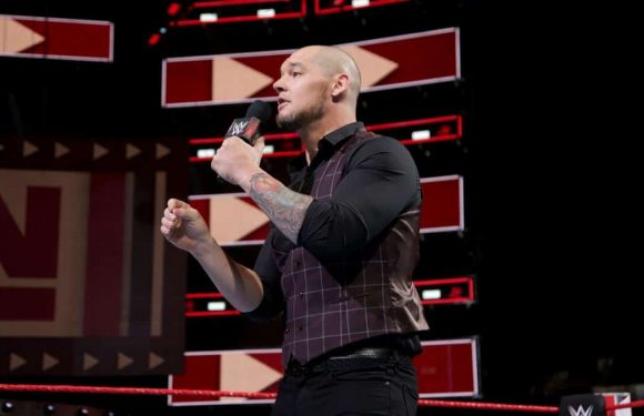 WWE Raw news: The real reason Baron Corbin shaved his head